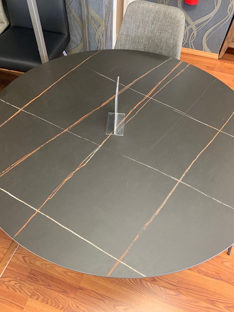 9088 Dining Table Real Life Photo