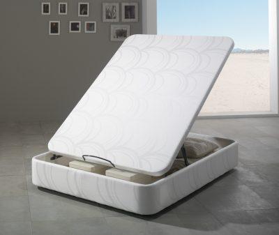 Storage divans and upholstered bases dinamic dupen for Divan 80x190