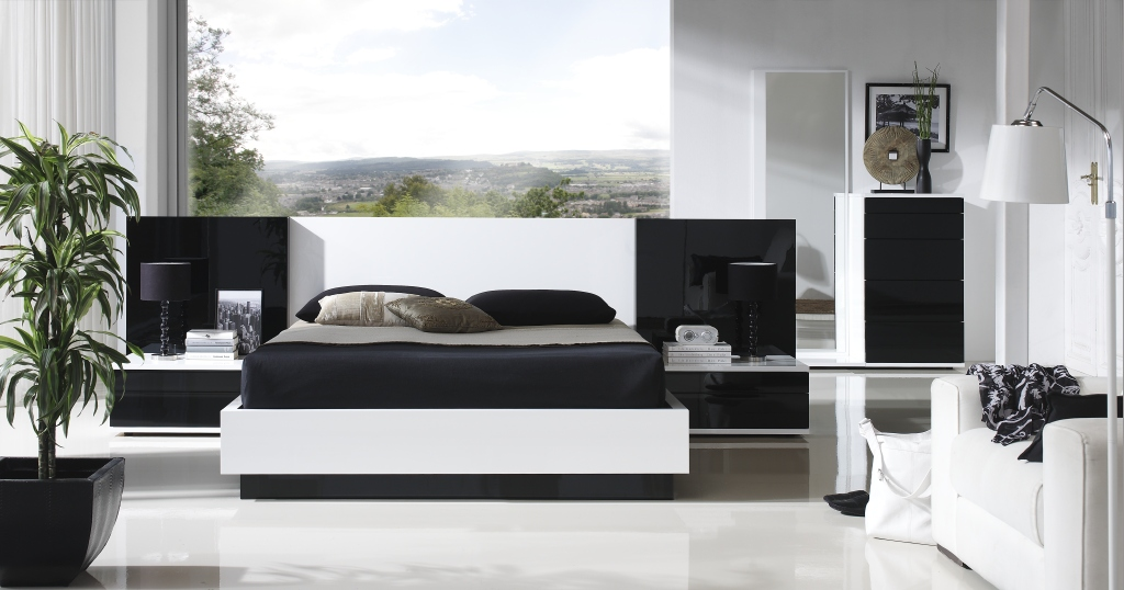 Spanish Italian Bedrom Furniture - The House Decorating
