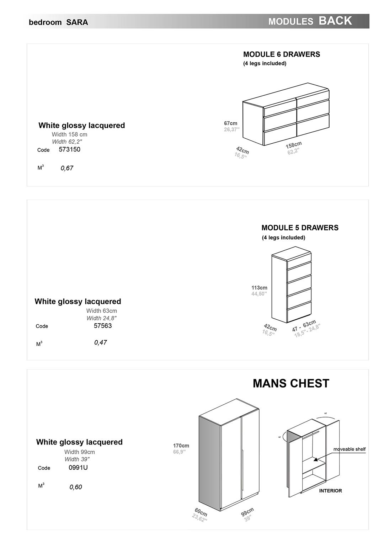 Bedroom Furniture Dimensions sara bedroom, beds with storage, bedroom furniture