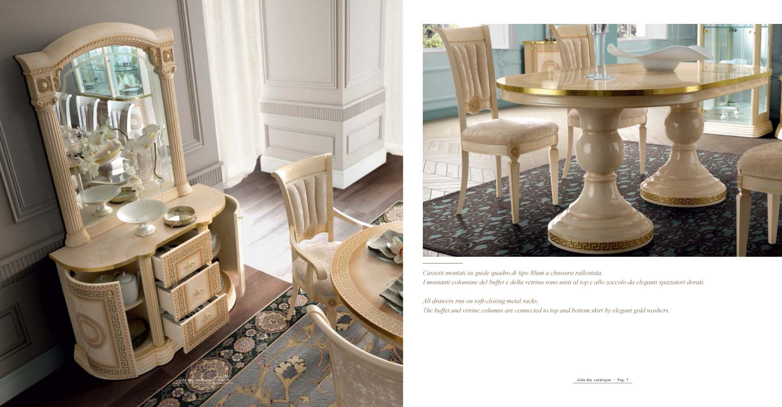 aida dining classic formal dining sets dining room furniture aida dining