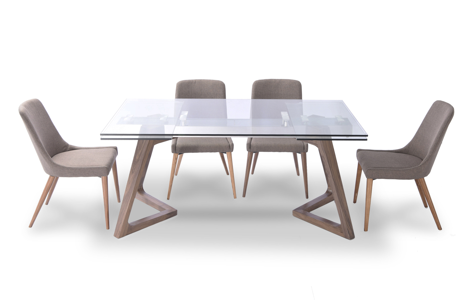 100 Poker Extension Dining Table Wenge Maria Table Dt01  : Dining Room FurnitureModern Dining Sets8811 Table and 941 Chairsside9 from ubytovani-melnik.com size 1600 x 1015 jpeg 375kB