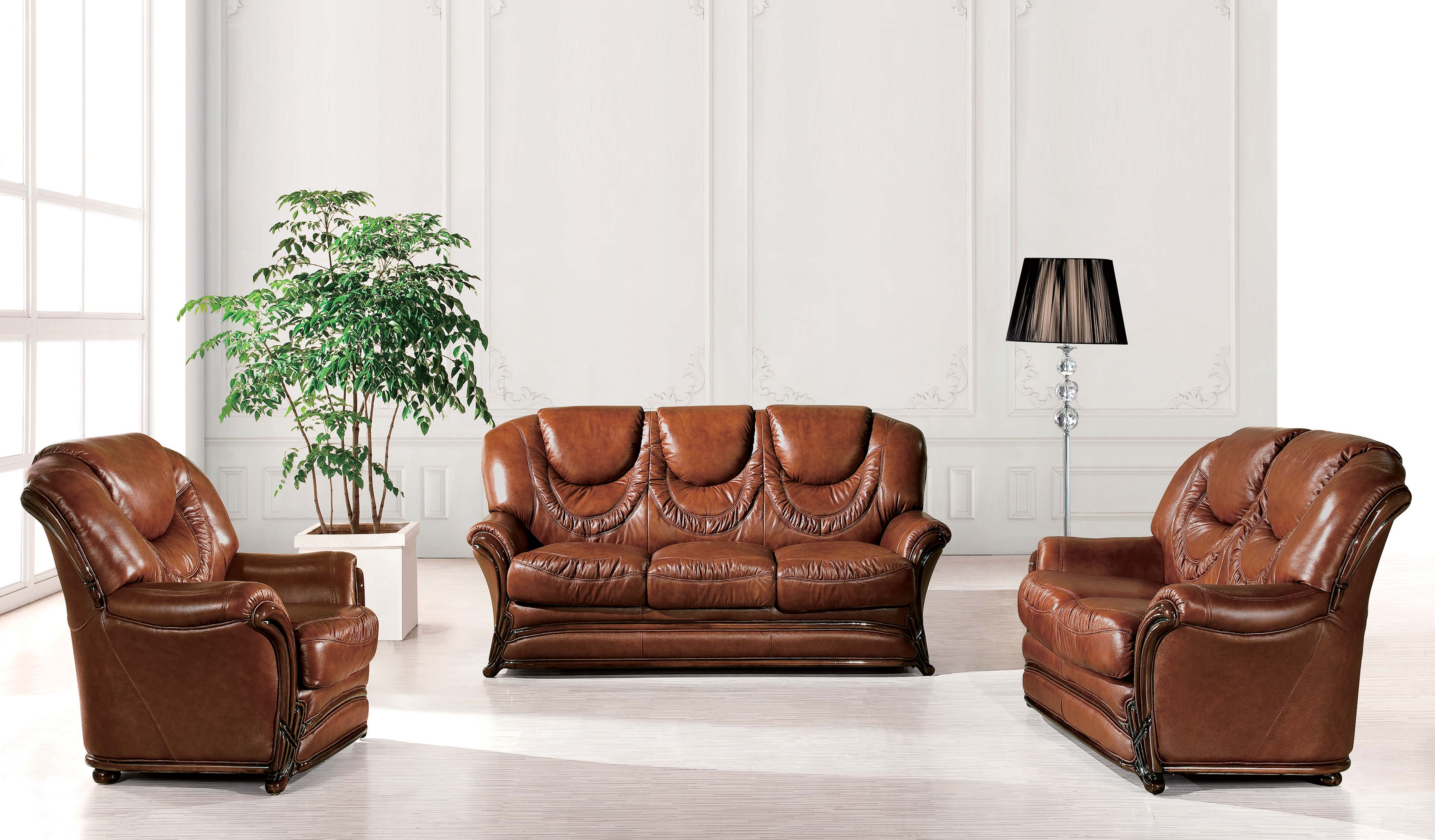 Living Room Furniture: 67 Full Leather, Sofas Loveseats And Chairs, Living Room