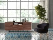 Brands Dupen Dining Rooms, Spain W-131 Walnut