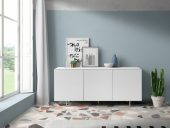 Brands Dupen Dining Rooms, Spain W-132 White Buffet