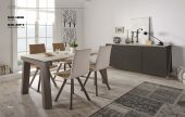 Collections Marcello Ibanez  Modern Dining, Spain Lider Table & Mira Chairs