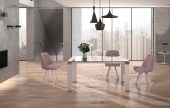 Collections Marcello Ibanez  Modern Dining, Spain Lidia Table & Albi Chairs