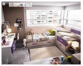 Collections Mundo Joven Kids Bedrooms, Spain Baja 207