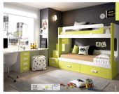 Collections Mundo Joven Kids Bedrooms, Spain Baja 315