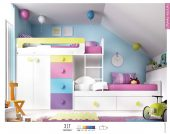 Collections Mundo Joven Kids Bedrooms, Spain Baja 317