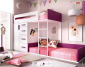 Collections Mundo Joven Kids Bedrooms, Spain Baja 319