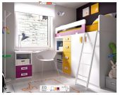 Collections Mundo Joven Kids Bedrooms, Spain Baja 320
