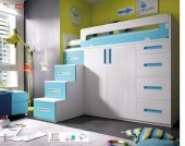 Collections Mundo Joven Kids Bedrooms, Spain Baja 322