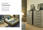 Collections SMA Modern Bedrooms, Italy GENESIS STORAGE