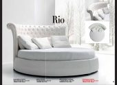 Collections VYM Modern Beds, Spain Rio