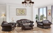 Living Room Furniture Sofa Beds Apolo Brown