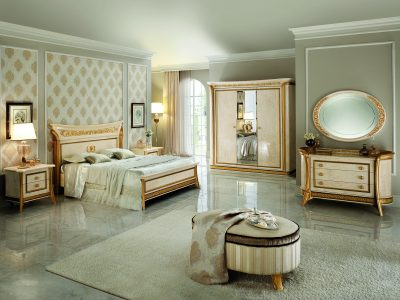 Bedroom Furniture Classic Bedrooms QS and KS Melodia Night