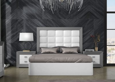 Bedroom Furniture Modern Bedrooms QS and KS Margo QS Storage Bed