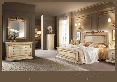 Brands Arredoclassic Bedroom, Italy Leonardo Night