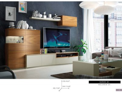 Brands Fenicia Wall Units, Spain Fenicia Wall Unit Salon 08