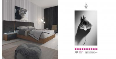 Brands Garcia Sabate, Modern Bedroom Spain YM07