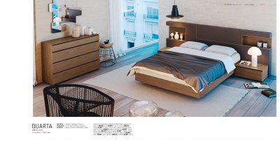 Brands Garcia Sabate, Modern Bedroom Spain YM21