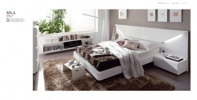 Brands Garcia Sabate, Modern Bedroom Spain YM29