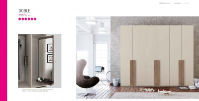 Brands Garcia Sabate, Modern Bedroom Spain YM508 Wardrobe