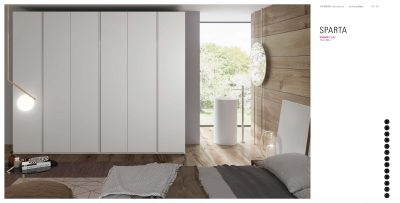 Brands Garcia Sabate, Modern Bedroom Spain YM509 Wardrobe