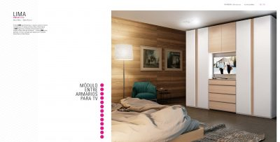 Brands Garcia Sabate, Modern Bedroom Spain YM513 Wardrobe