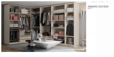 Brands Garcia Sabate, Modern Bedroom Spain YM523 Wardrobes