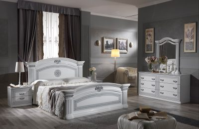 Brands MCS Classic Bedrooms, Italy Alexandra Bedroom