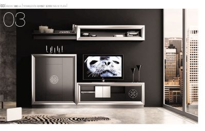 Brands Serik  Wall Unit Collection, Spain SERIK 03