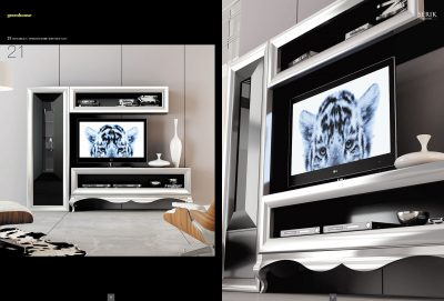 Brands Franco Serik  Wall Unit Collection, Spain SERIK 21