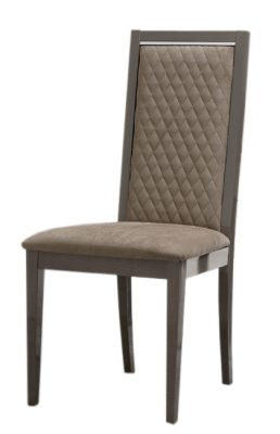 Dining Room Furniture Chairs Platinum Rombi Chair