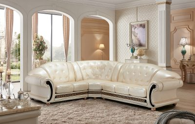 Living Room Furniture Sectionals Apolo Sectional Pearl