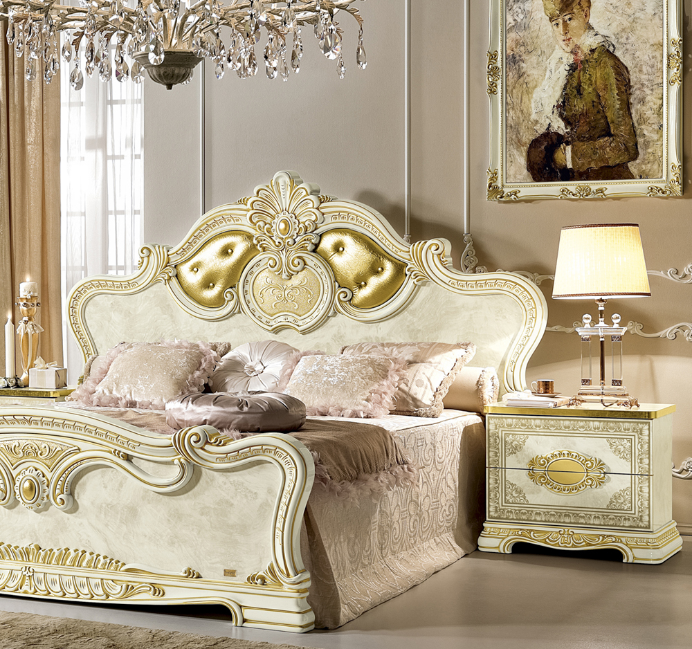 Leonardo Bedroom, Camelgroup Italy, Classic Bedrooms
