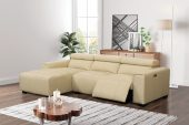James Sectional w/Recliner